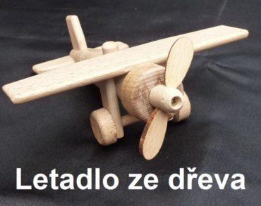 Holzflugzeuge für Kinder