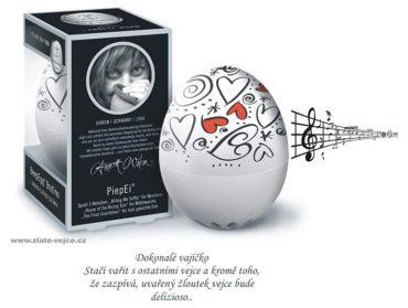 Musikalischer Eierkocher, Küchenuhr