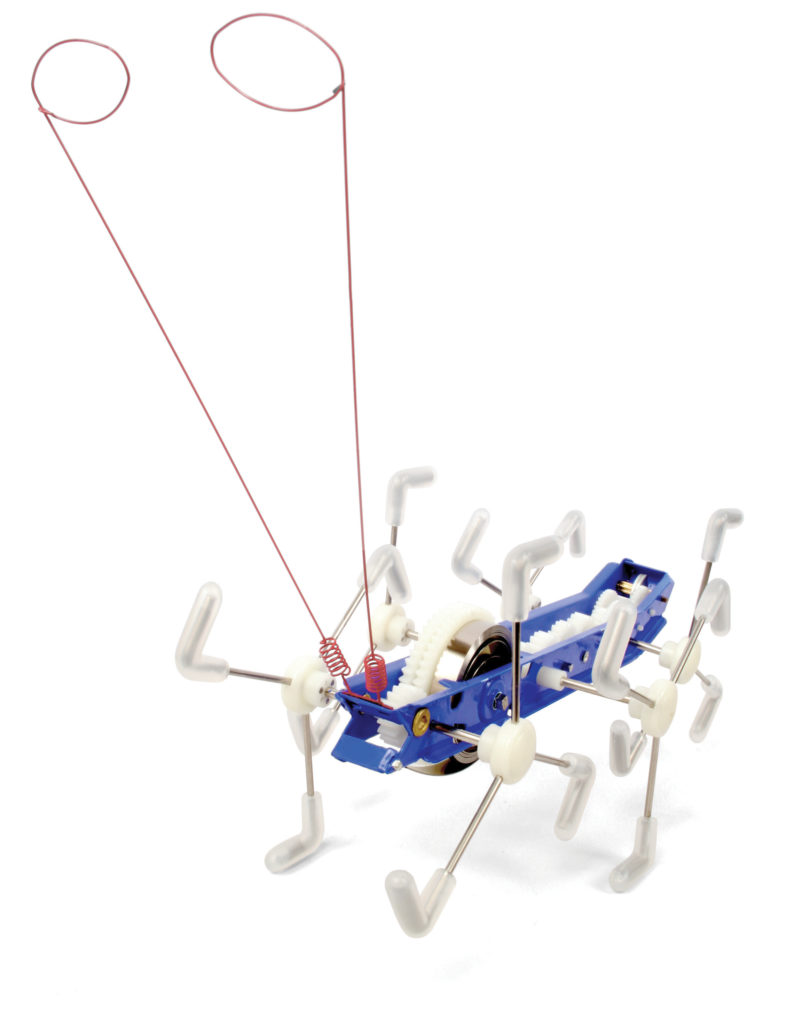 Ameise Mechanisches Kinderspielzeug Metall Spielzeughové hračky na kľúčik