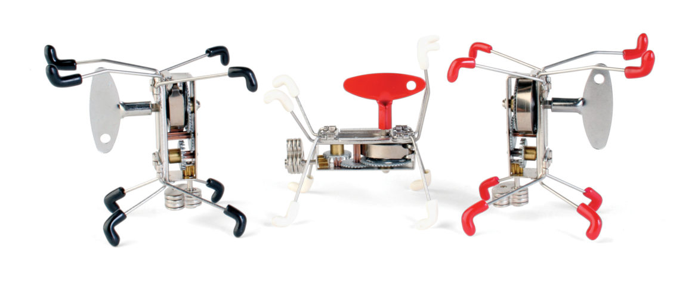 Cosmojetz Mechanisches Kinderspielzeug Metall Spielzeug