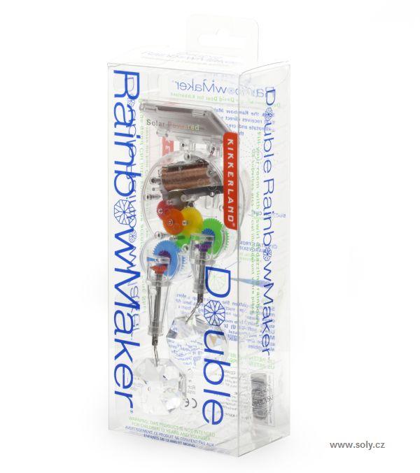 Kristall Swarovski Schmuck, Luxusgeschenk, Solar Nachahmung Regenbogen