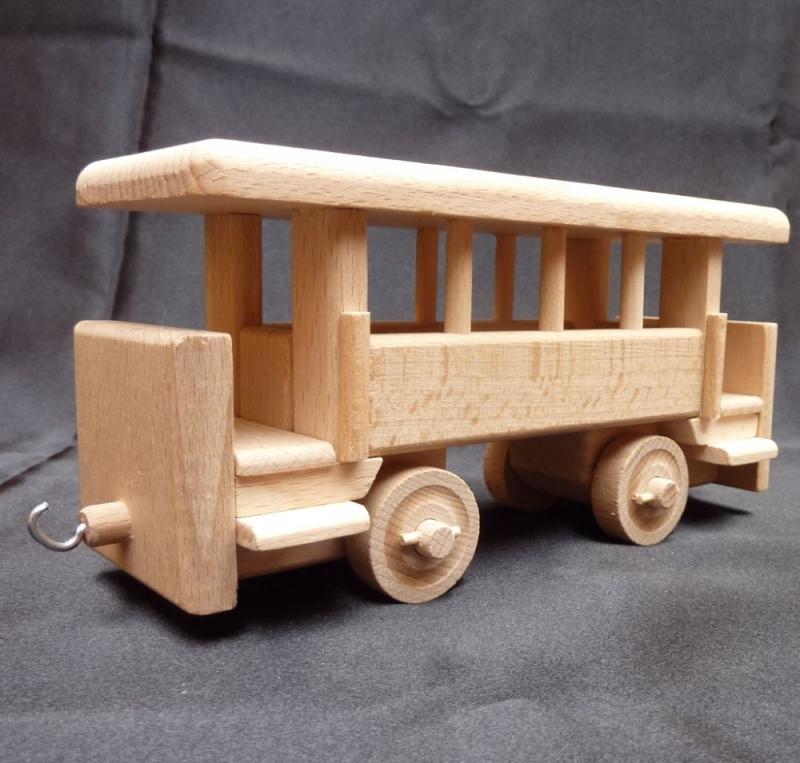 Wagen nur für Maschinen VL 99 und F 43 im Paket, Spielzeug