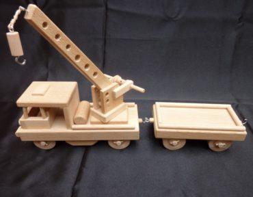 Handwagen, Zug Holzspielzeug Geschenke für Lokführer