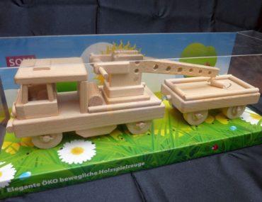 Draisine Züge Holzspielzeug