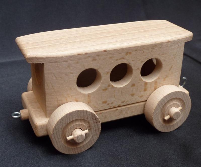Zusätzlicher Personenwagen für einen kleinen Zug F5 und F13