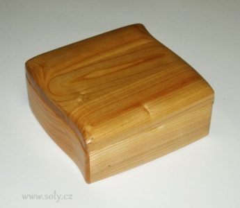 Luxus-Schmuckschatullen aus Holz, Schmuckschatulle