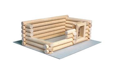 Holzbausatz für Kinder Holzbausatz für Kinder