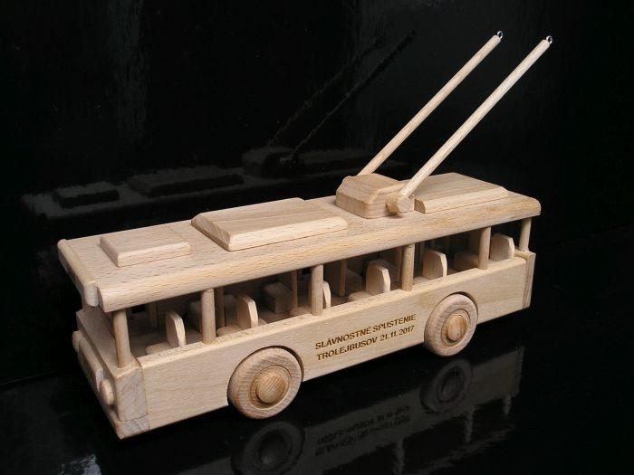 Obus Spielzeuge Obusse Geschenke für Fahrer