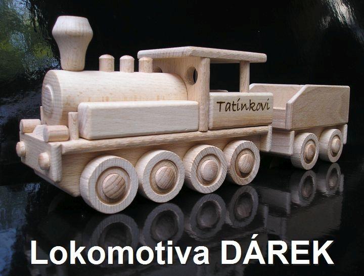 Parná lokomotíva   drevené vláčiky hračkyparni-lokomotivy-drevene-hracky