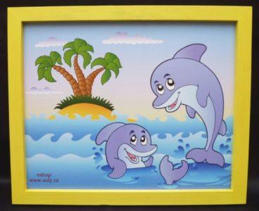 Delphin, Delphin, Meer
