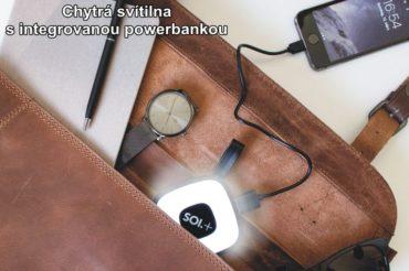 Lampe für DAMEN HANDTASCHE und Power Bank v1