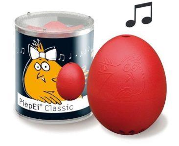 Eierkocher, BeepEgg Eieruhr zum Kochen von weichen Eiern