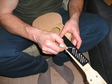 Ukulele Gitarre Gitarre
