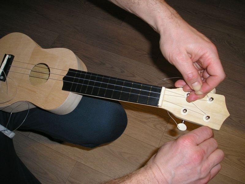 Ukulele Guitar Kit