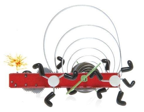 Awika Mechanisches Kinderspielzeug Metall Spielzeug