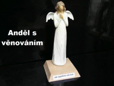 Engel, Engel, ein Geschenk in unserem Laden