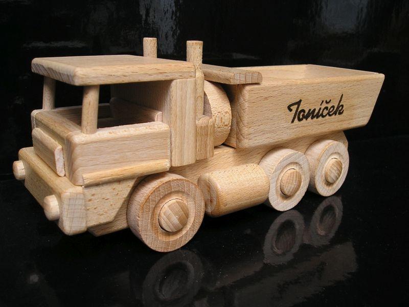 Spielzeugautos Holzgeschenke