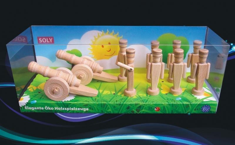 Militärspielzeug Holzgeschenke