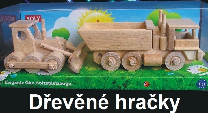 Autos für Jungen, LKW und Bulldozer Holzgeschenke und Spielzeug