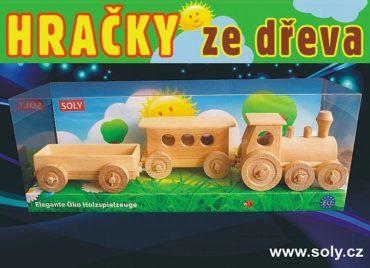Holzzug Holzgeschenke und Spielzeug Holzzüge für die jüngsten Kinder Holzspielzeug Holzgeschenke