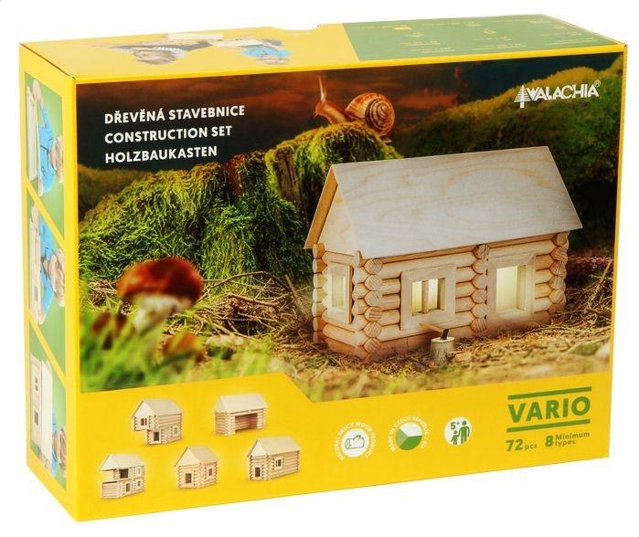 Holzbausteine Holzgeschenke und Spielzeug Holzbausatz für Kinder