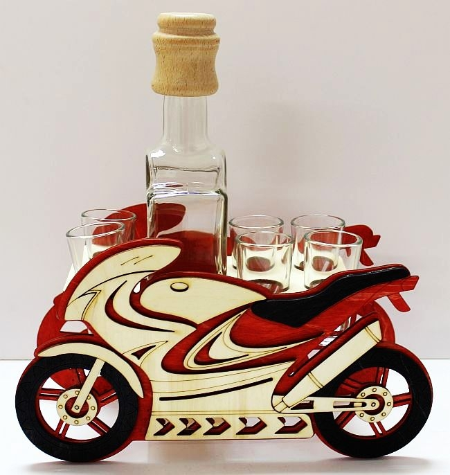 Geschenkglas Alkoholflasche Geschenk, Flasche, Alkoholglas