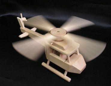 Hubschrauber Hubschrauber Spielzeug Holzgeschenke und Spielzeug