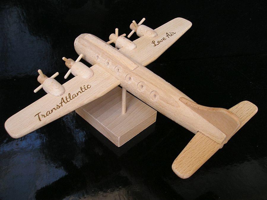 Boeing Flug Geschenk