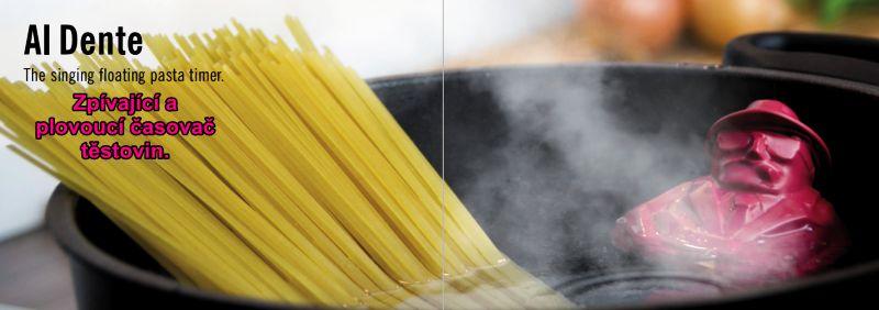 Küchentimer zum Kochen von Nudelnm Pasta, Mafia Al Dente