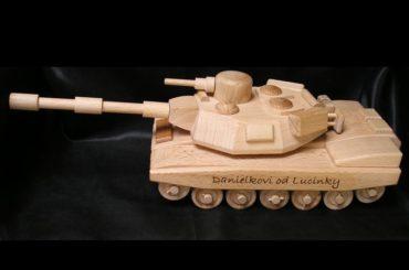 Spielzeug Panzer für Jungen Militärpanzer Holzgeschenke