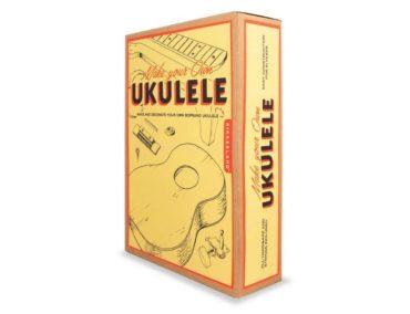 Ukulele, Gitarre, Bausatz, Spielzeug für Kinder