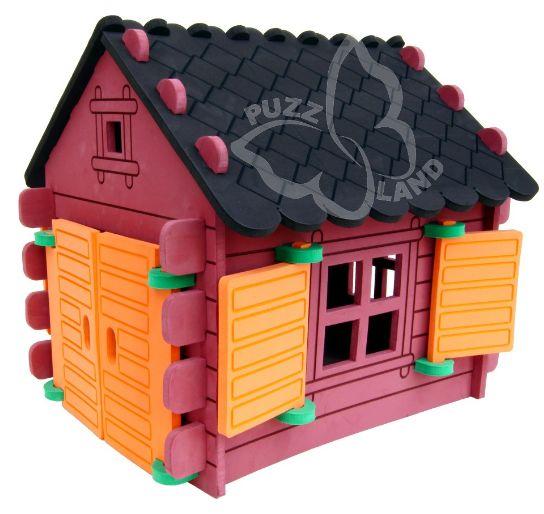 Faltbares-Haus-Kinder-Spielzeug