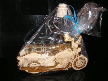 Motorrad Geschenk für Biker