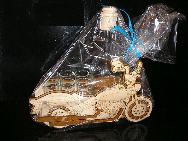 Motorrad Geschenk für Motorradfahrer