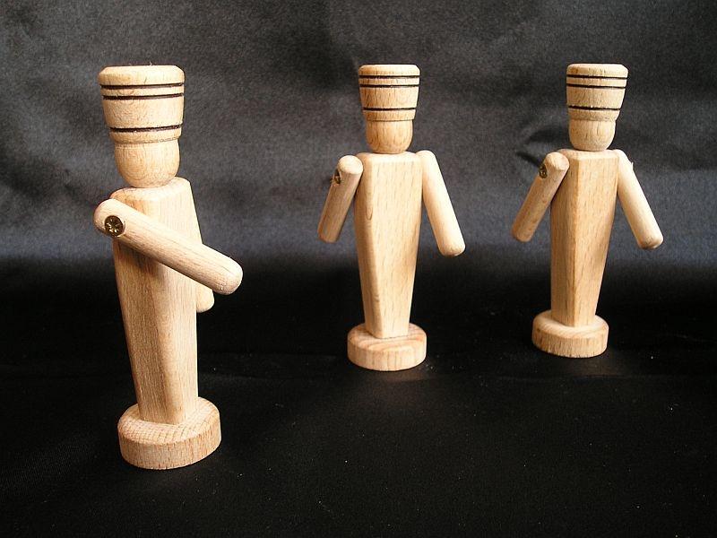 Holzsoldaten-Spielzeug-Souvenirs
