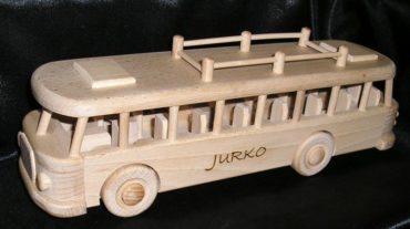 Stadt-Bus Geschenk