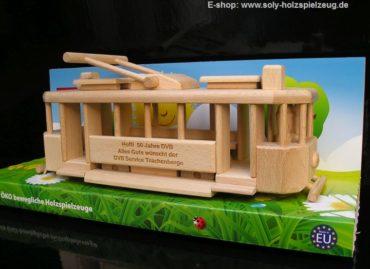 Straßenbahnen Holzgeschenke Spielzeug