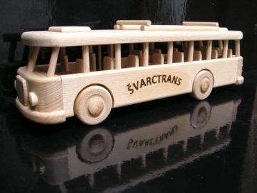 Geschenke, Bus für Busfahrer und Mitarbeiter von Transportunternehmen.
