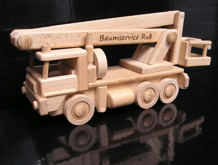 Platform truck LKW-Arbeitsbühne Spielzeug Fahrzeug Geschenk