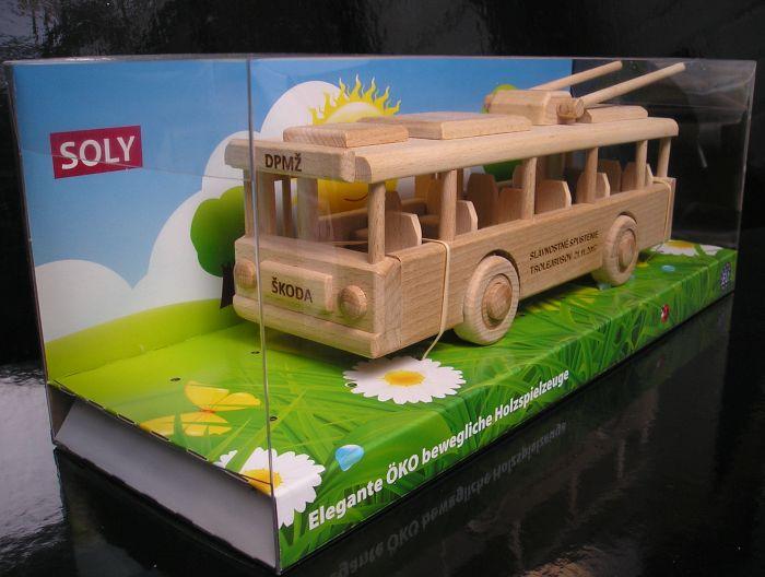 Holzspielzeugwagen, Holzgeschenke