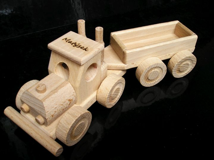 TIR LKW Babywagen Holzspielzeug Spielzeug für Fahrer