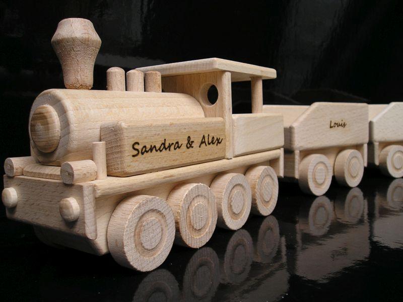 Zug, Lokomotive, Spielzeug Geschenk