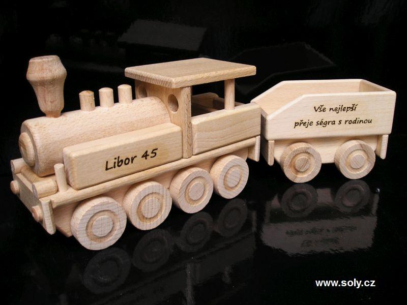 lok Zuge Holzspielzeug
