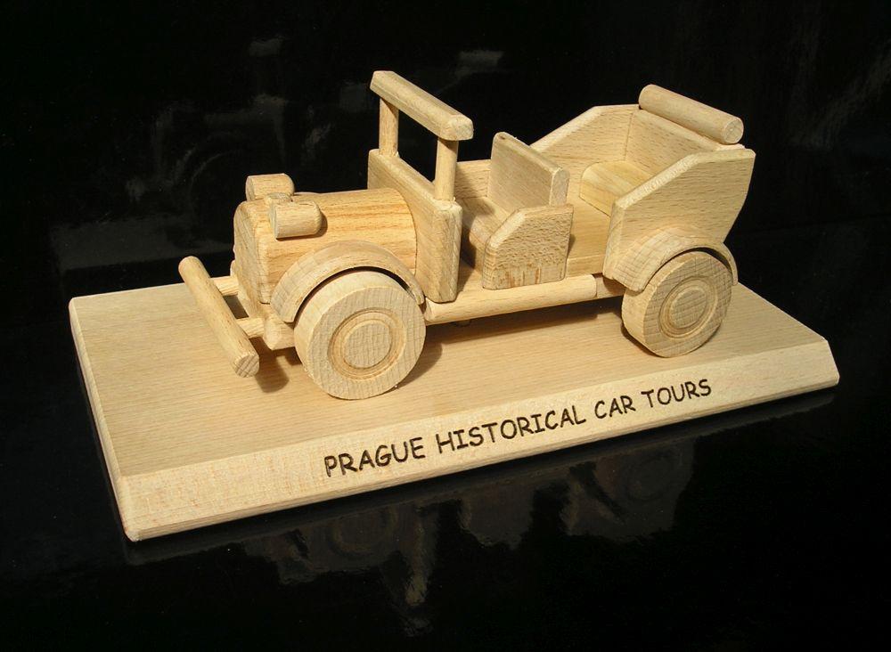 Holzspielzeug, Rennwagen + Veteranenauto autoveran Spielzeugerán auto | autoverán