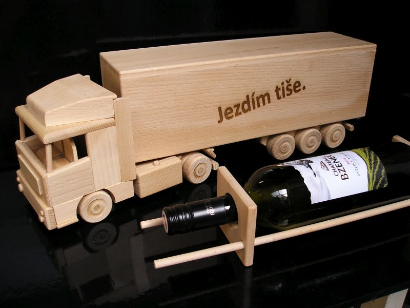 Wein, Alkohol LKW LKW