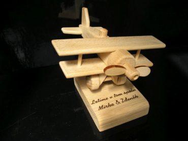 Flugzeug Geburtstagsgeschenk für den Piloten