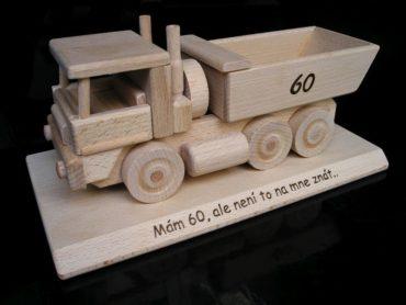Geschenk für LKW-Fahrer, Fahrzeug