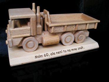 Geschenk für den Fahrer des LKW, Fahrzeug