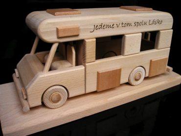Wohnmobil, Hochzeitsgeschenk