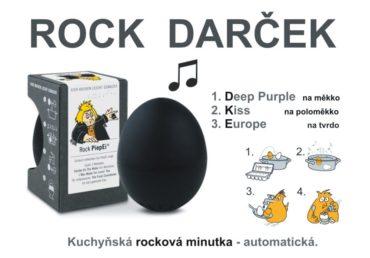 Eieruhr, Eierkocher BeepEgg ROCK Melodie